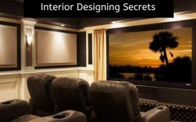 REVEALED: Space Deco Top Home Theatre Interior Designing Secrets