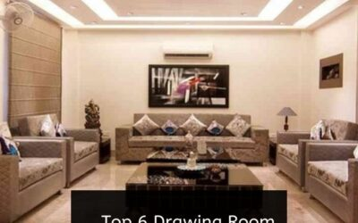 Top 6 Drawing Room Interior Design Tips