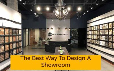 The Best Way To Design A Showroom
